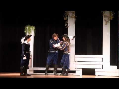 """Romeo and Juliet"" One-Act Play by Muleshoe High School Drama"