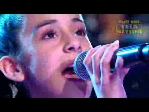 Brazil's got Talent  - JOTTA A and Michelly Manuely - Hallelujah (SUBTITLES) ( Brazil )
