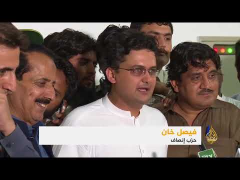 عمران خان زعيما للأغلبية البرلمانية بباكستان  - نشر قبل 3 ساعة