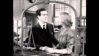 Laughter in Paradise (1951) - bank robber turns hero