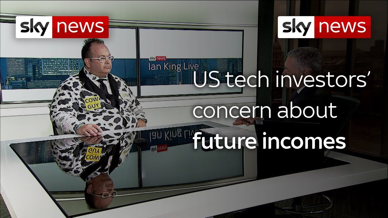 Markets analyst says US tech investors 'worried' about how tech firms are making their money