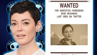 Arrest warrant for Rose McGowan issued over Drug charges