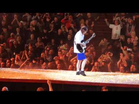 AC/DC Highway To Hell Chicago United Center 2016