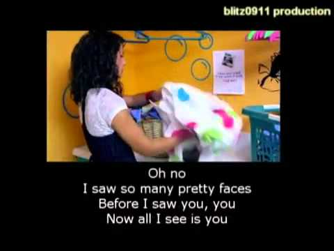 Justin Bieber One Less Lonely Girl Official Video with lyrics wmv   YouTube
