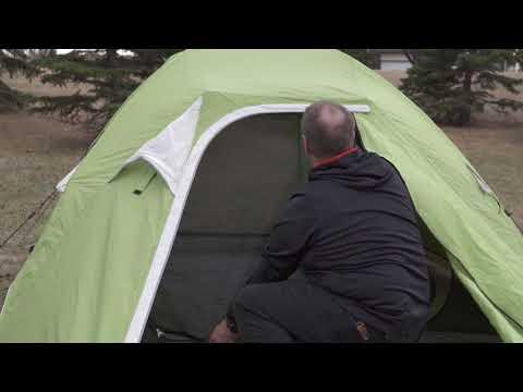 Tente Woods Expedition Cascade – Témoignage D'Edward