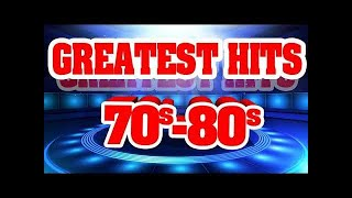 Nonstop 70s 80s Greatest Hits - Best Oldies Love Songs 1970s 1980s