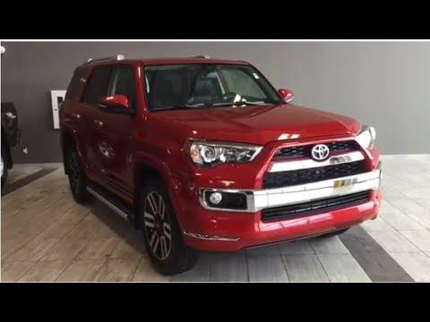 2018 Toyota 4Runner Limited 5 Passenger | Toyota Northwest Edmonton | 84R7300