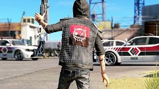WATCH DOGS 2 Story Trailer