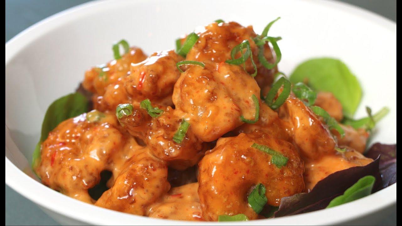 receta de camarones facil