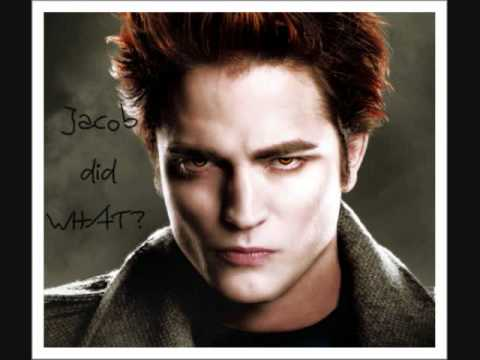 Twilight All I Want For Christmas  (Edward Cullen)