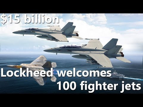 Lockheed welcomes India's mega procurement initiative for over 100 fighter jets