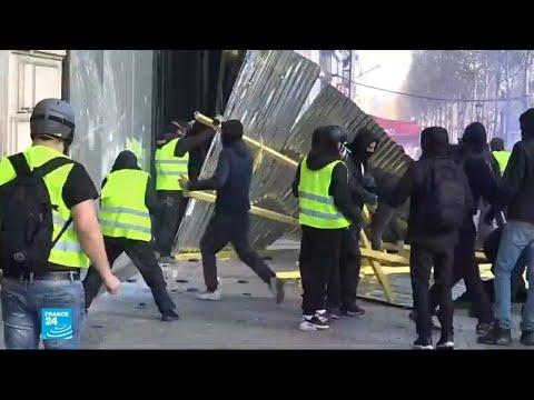 الحكومة تعتزم منع مظاهرات -السترات الصفراء-..هل تستطيع؟  - نشر قبل 15 دقيقة