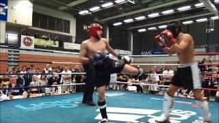 NRW Meister 2014   Timo Praiß   Muay Thai Duisburg