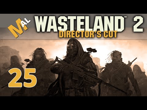 Happy Valley | Prison [PT1] Wasteland 2 Directors Cut [SJ Difficulty] Lets Play/Gameplay - Part 25
