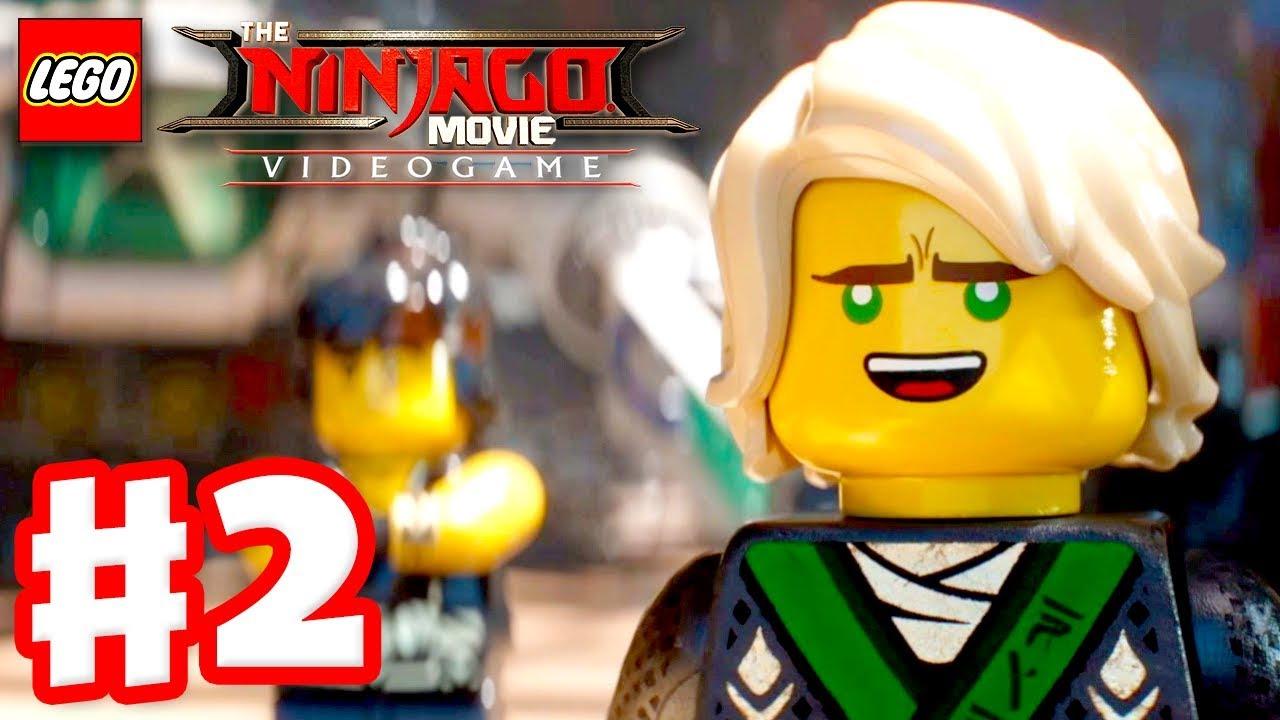 The LEGO Ninjago Movie Videogame - Gameplay Walkthrough ...