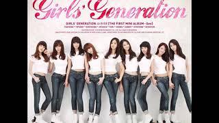 Girls' Generation (소녀시대) - Gee (Official Instrumental)