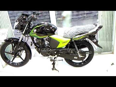 Yamaha Saluto 125 cc