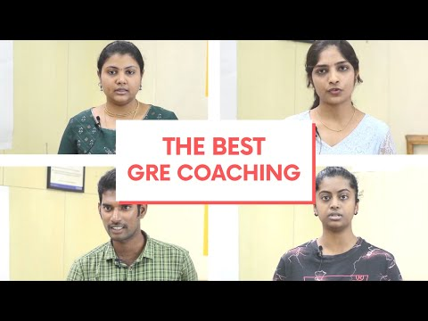 The best GRE coaching in Ameerpet, Hyderabad - First Academy
