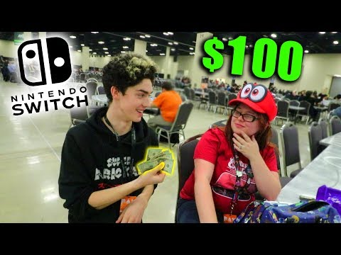 Nintendo Switch Trivia for $100 CASH!