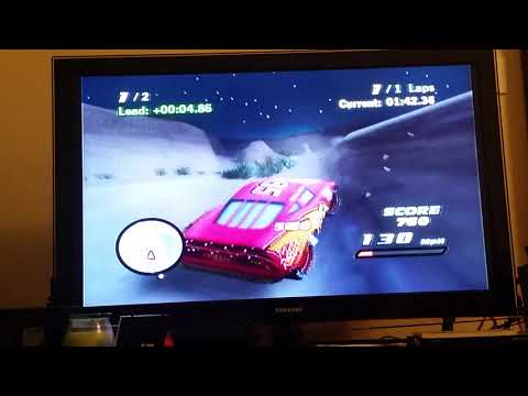 Disney Cars video game, Sheriff's Chase 🚓🚔🚨 |