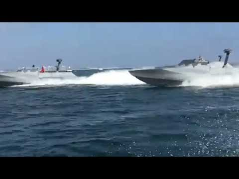 Bad Ass Navy Seals Driving Their Bad Ass Boats (unedited)