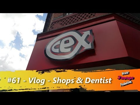 #61 - Vlog - 22/09/17 - Shops & Dentist
