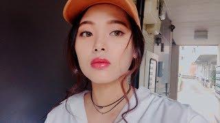 【一重】大人カジュアルオレンジメイク 【single eyelid】casual orenge makeup thumbnail