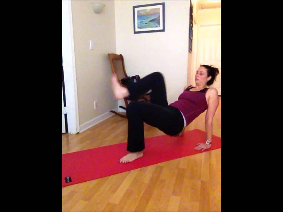 ddp yoga red hot core