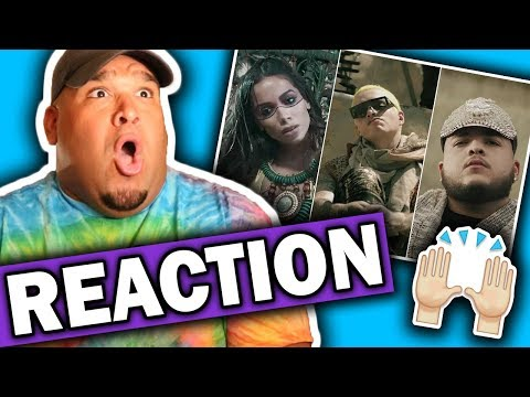 J. Balvin, Jeon, Anitta - Machika (Music Video) REACTION