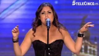 Cristina Ramos   Highway to Hell Got Talent España