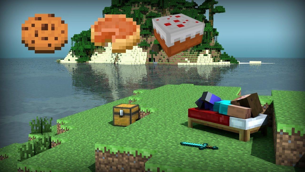 Wie Man Kekse Kuchen Und Kurbiskuchen Bei Minecraft Macht