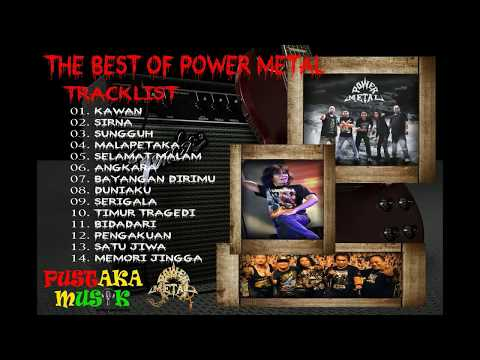 Power Metal Full Album | Lagu Terpopuler