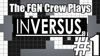 The FGN Crew Plays: Inversus #1 - The Strategic Win (PC)