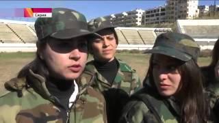 Женский батальной готов драться с ИГИЛ
