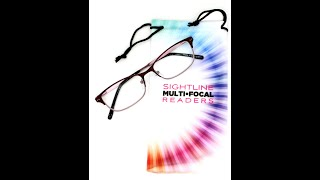 SightLine Proximity Readers:  Multifocal Computer Reading Glasses