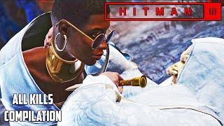 HITMAN 2 - Isle of Sgail, Ark Society ALL Kills Compilation
