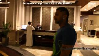 Yo Yo Honey Singh & Mafia Mundeer @ DUBAI (Part 1)