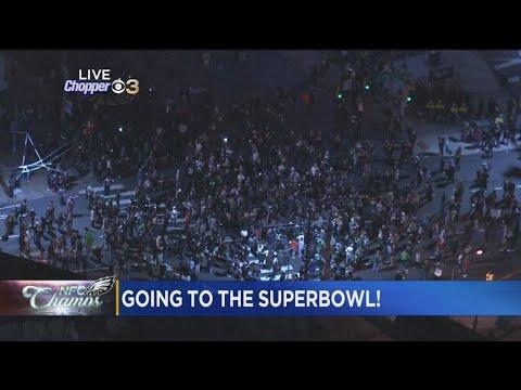 Philadelphia Eagles Headed To The Super Bowl