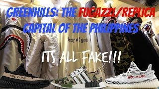 Fake YEEZYS, Fake Fear of God, Fake BAPE NMD, Fake SUPREME, Fake OFF WHITE