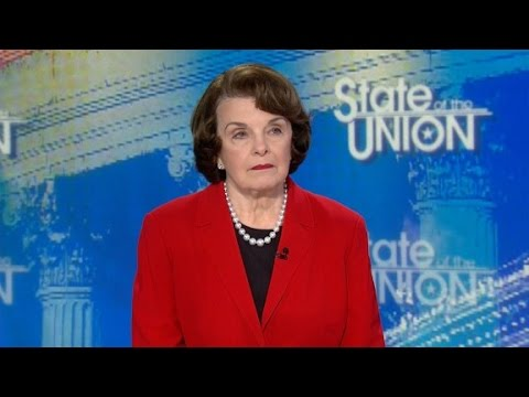Dianne Feinstein State of the Union interview