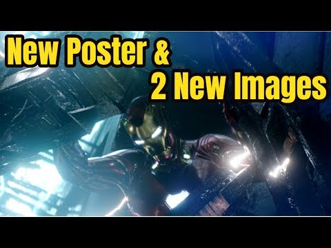 2 New Images and New Poster of Avengers Infinity War Breakdown Hindi