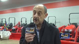 U.P.'s largest tractor showroom opens
