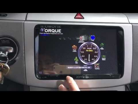 How to connect the OBD2 Scanner on Joying Ram 2GB android car stereo head  unit