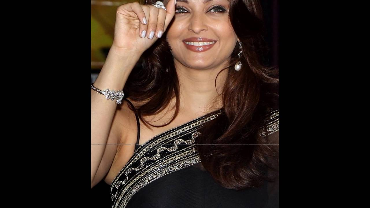 Hairy Armpit Indian Aunty pertaining to aishwarya rai shows off her armpit - youtube