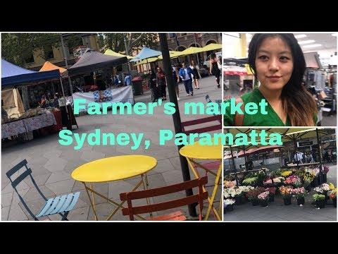Farmer's Market, Sydney, Paramatta