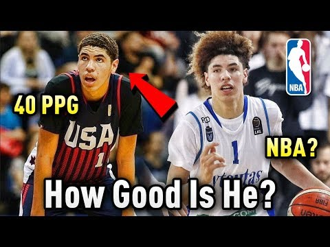 How GOOD Is LaMelo Ball ACTUALLY? Overrated Or Future NBA Star?