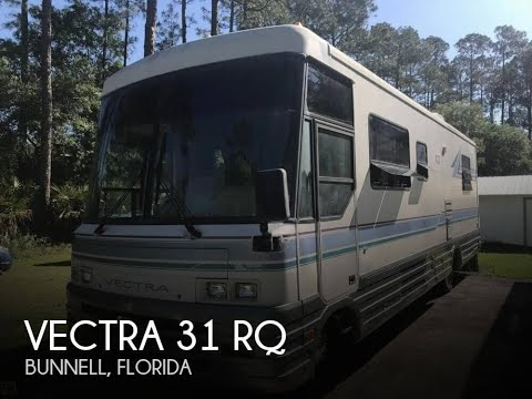 [SOLD] Used 1995 Vectra 31 RQ in Bunnell, Florida