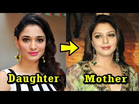 Thumbnail: 11 Unseen Mothers Of South Indian Actress | 2017