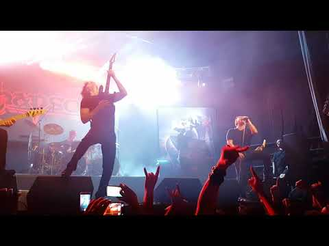 Rhapsody - Land of inmortals - Farewell Tour 2018 Buenos Aires