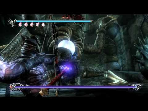 Ninja Gaiden Sigma 2 (PS3) Last Boss (Ending)